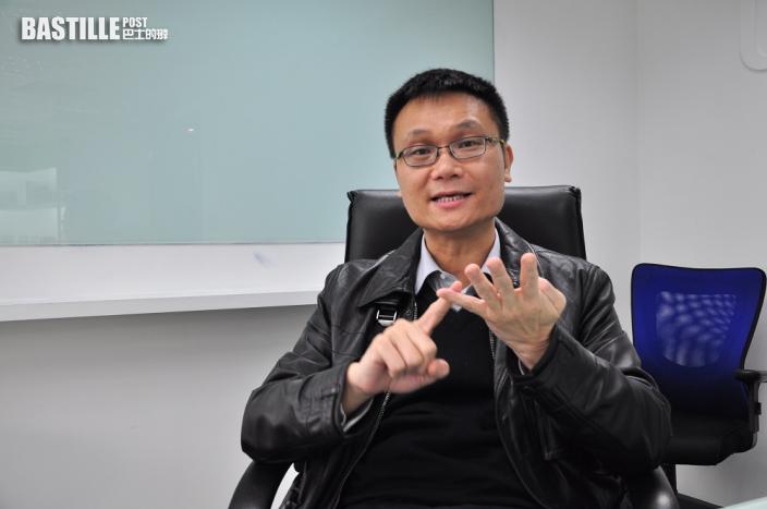 前新聞統籌專員馮煒光:社交網站應「實名制」
