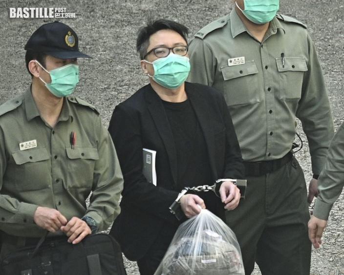 「快必」涉發表煽動文字等14罪 今由國安法指定法官陳廣池續審