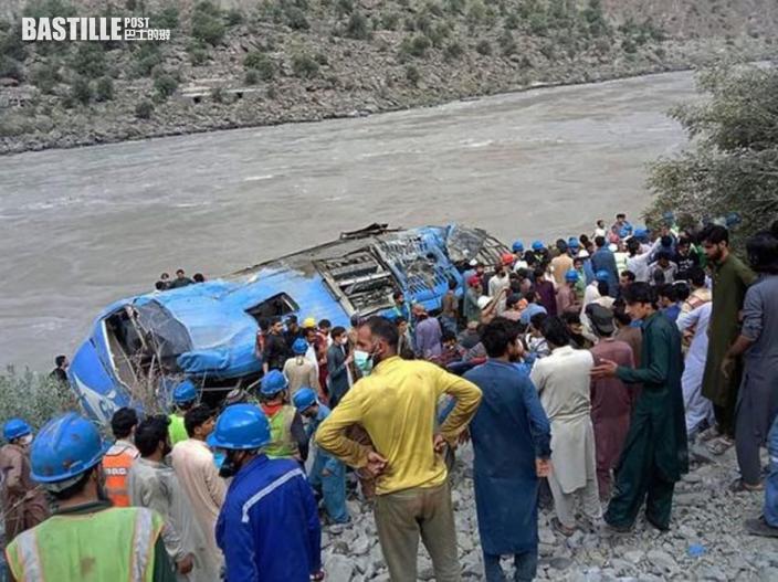 巴基斯坦達蘇恐襲 兩名疑犯被捕