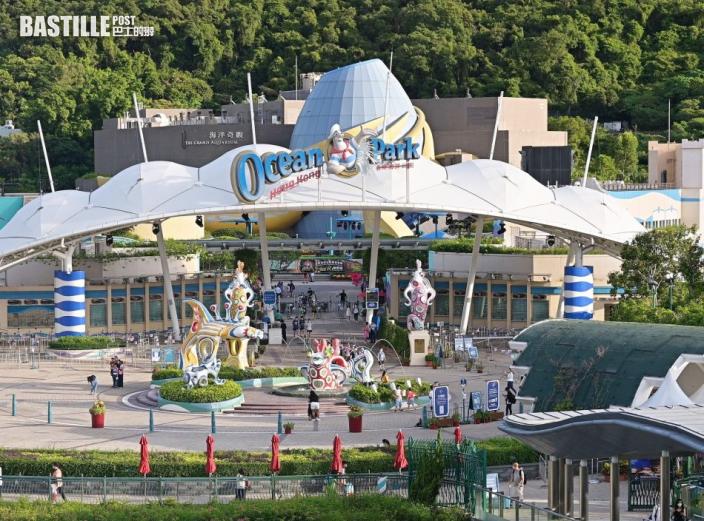 黃智祖:海洋公園山上園區擬設飛索等設施 山下以零售餐飲為主