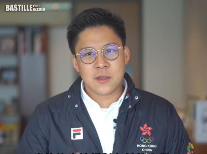 【東京奧運】霍啟剛:香港運動員「疫」境下不停步 冀市民全心全意支持