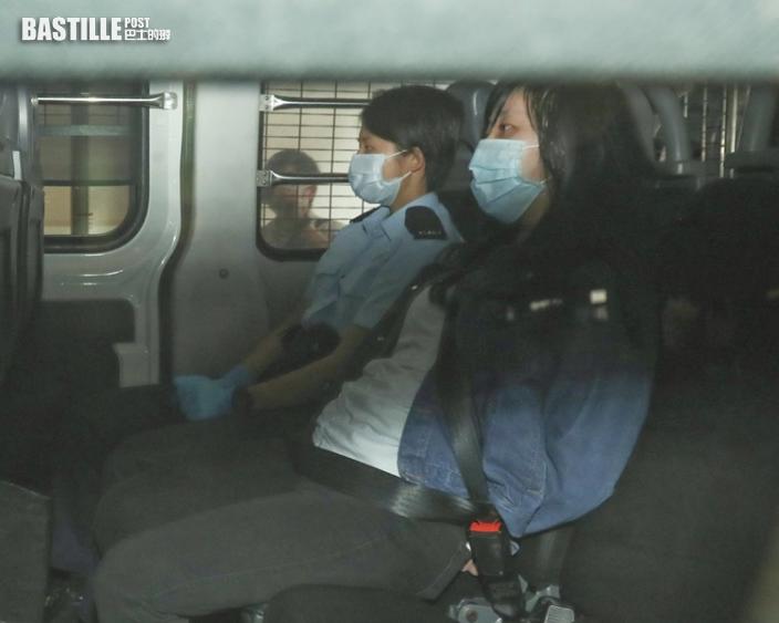 入境處女職員涉「起底」案  表示將認罪還柙9月答辯