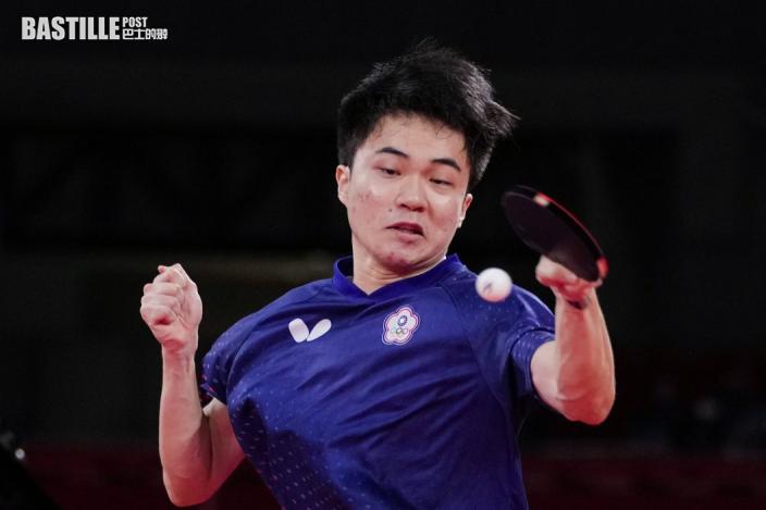 【東奧乒乓】樊振東局數4:3險勝林昀儒入決賽 小胖稱讚對手實力高超