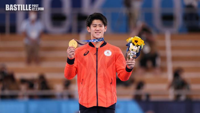 【東奧型男】日本體操選手橋本大輝    Cute樣加漫畫肌秒吸Serrini Follow