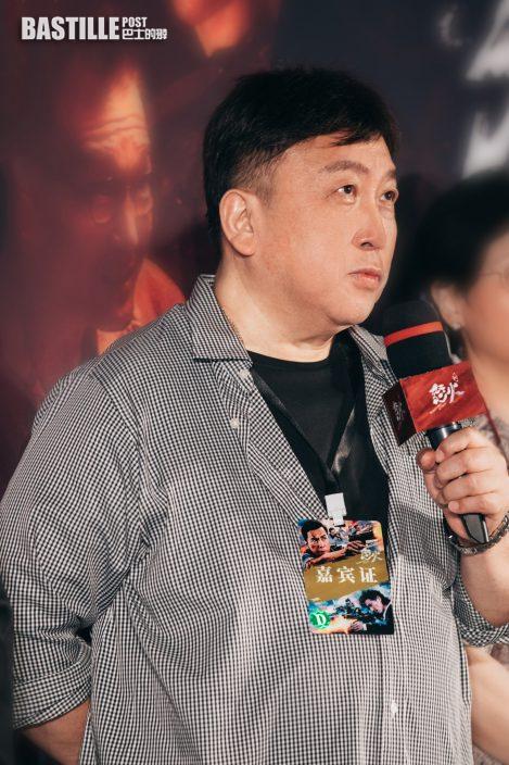 【《怒火》北京首映】成龍代陳木勝站台答謝觀眾:非常非常懷念他的笑容