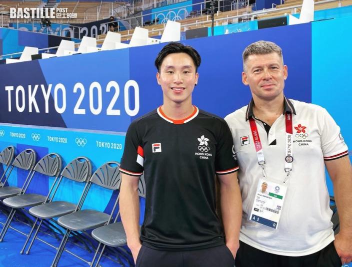 【東奧體操】跳馬決賽八人有人受傷 石偉雄留在東京等消息
