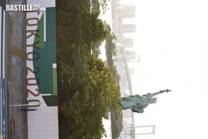 【東京奧運】盛事結聚人流 東京重現朝氣