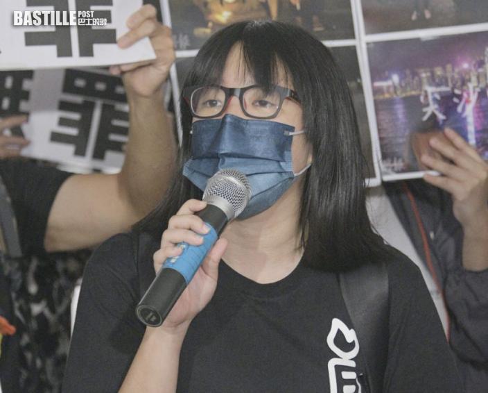 鄒幸彤否認煽惑非法集結 案件10月開審