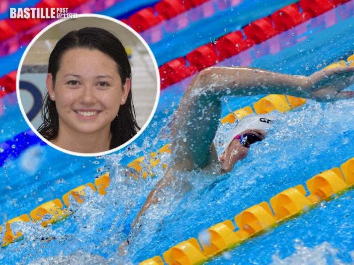 【東京奧運】港隊戰況一覽 何詩蓓奪100米自由泳銀牌 羽毛球混雙敗陣