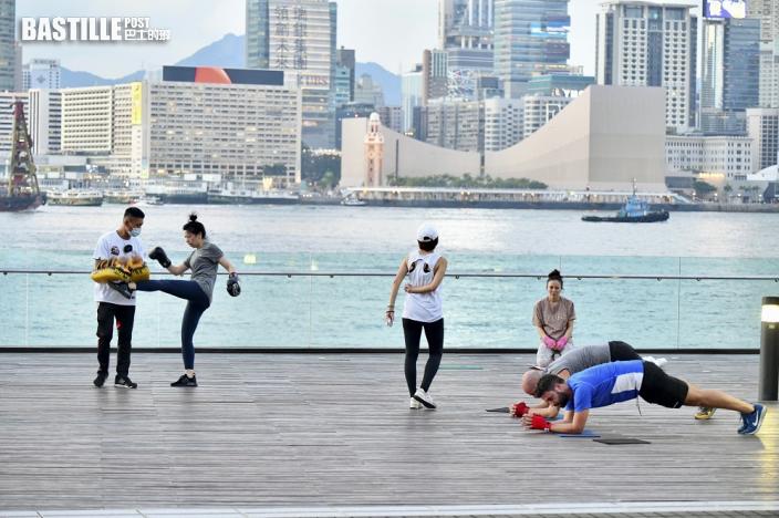 四成人一周運動一次 團體促僱主提供運動時間