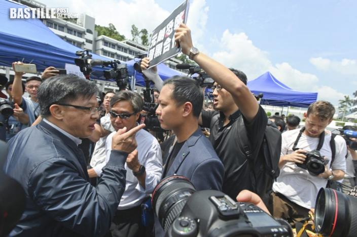 不滿被罵「黑社會」 何君堯控郭榮鏗等3人誹謗案押9月訊