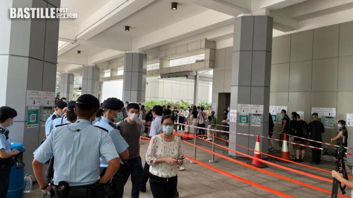 【首宗國安法案】唐英傑兩罪罪成 今午3時判刑