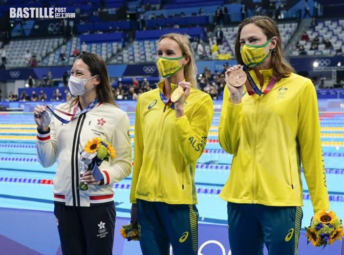 【東京奧運】港隊創歷來最佳成績 港協暨奧委會:香港運動員有實力踏上殿堂