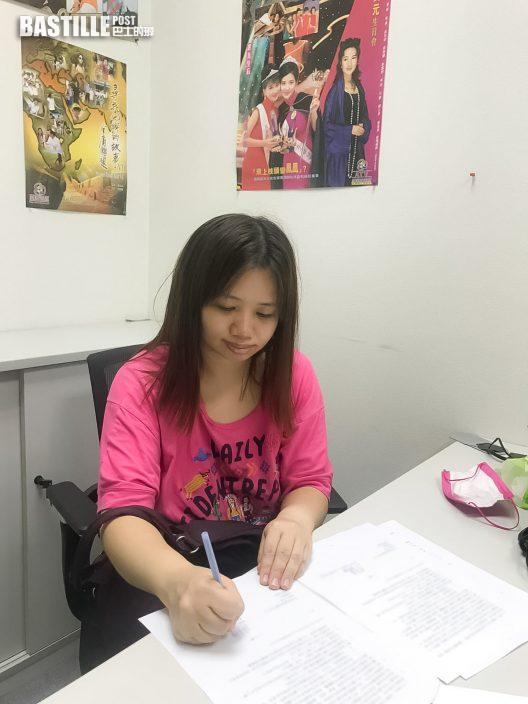 【東涌羅浩楷有勁敵】37歲落選亞姐薛影儀簽約亞視 網民集氣做ATV生啤