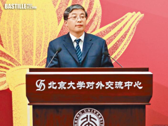 羅永綱任香港中聯辦副主任 證實《星島》消息