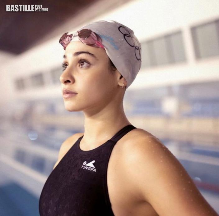 【東奧索女】23歲難民代表團蝶泳選手  Yusra Mardini游水逃離敘利亞