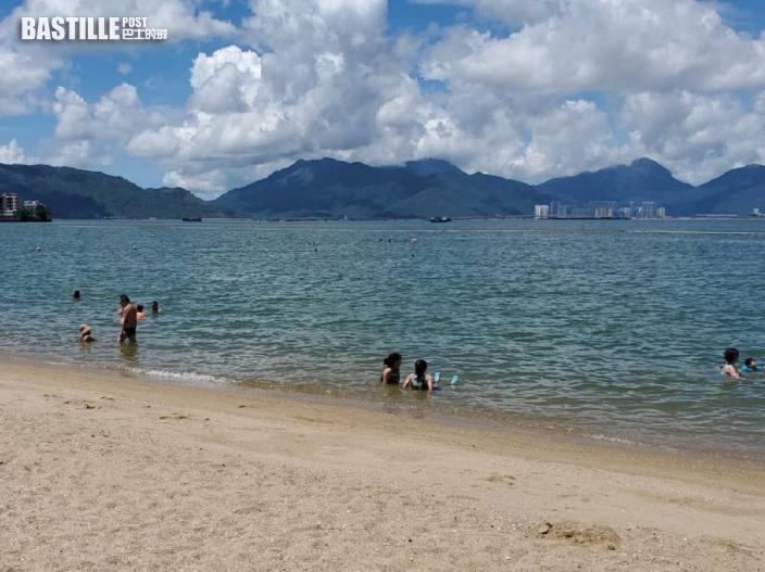 過去一周7宗紅潮 包括黃金泳灘蝴蝶灣泳灘