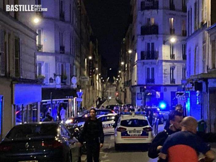 巴黎汽車撞向咖啡店 至少1死6傷