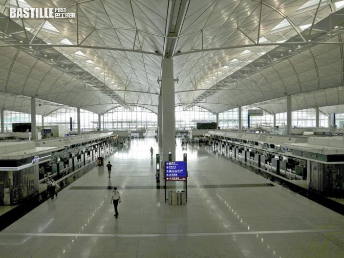 機管局宣布延續紓緩措施兩個月 包括豁免客機停泊費、機場租金寬免等