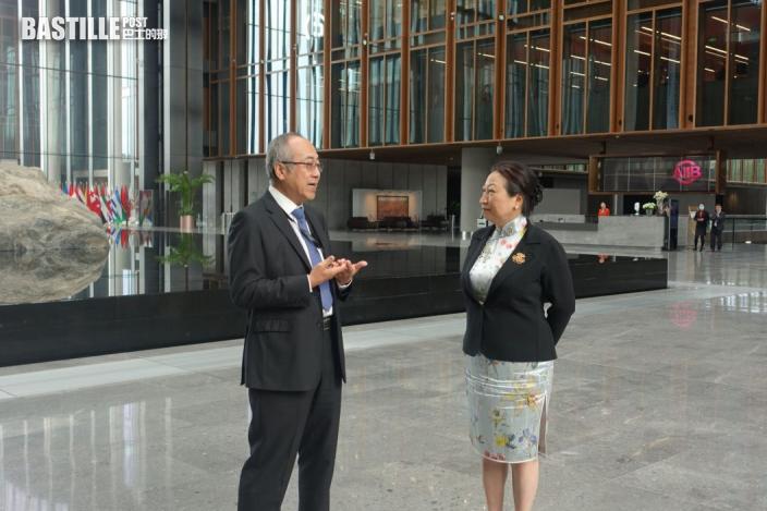 鄭若驊繼續訪京行程 訪部委機構拓展香港法律服務