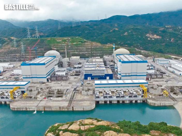 一號機組少量燃料破損 台山核電廠停機檢修