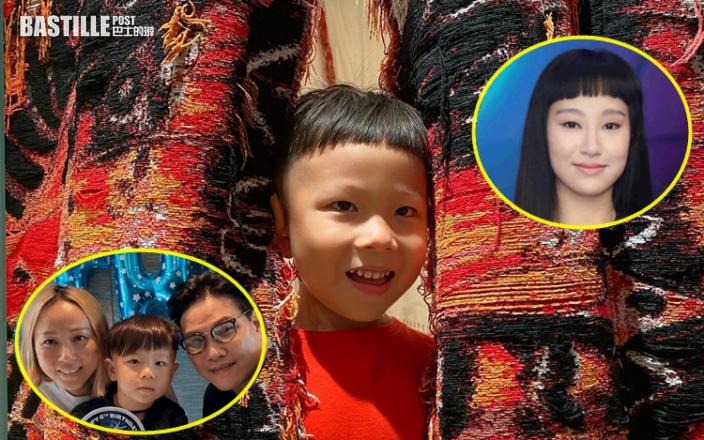 蘇永康老婆係《聲夢》Fans     4歲囝囝Jazz剪咗個炎明熹頭
