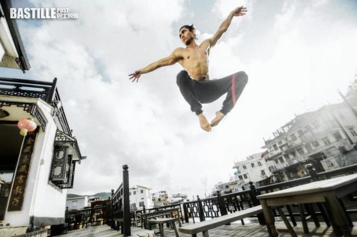 【影壇新星】跆拳道兼Parkour高手  《手捲煙》Bipin連環起飛腳