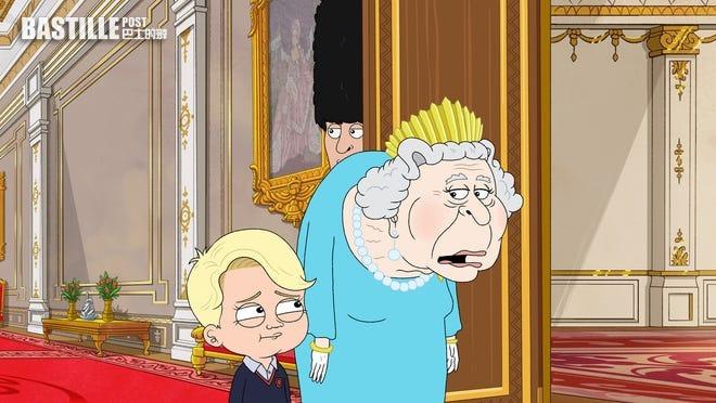 奧蘭度獻聲演「離地」哈里王子 惡搞英國王室動畫擺8歲小王子上枱