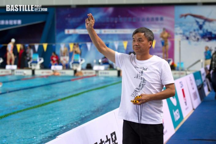 【東奧游泳】泳隊教練朱志根   再登頂盡吐烏氣
