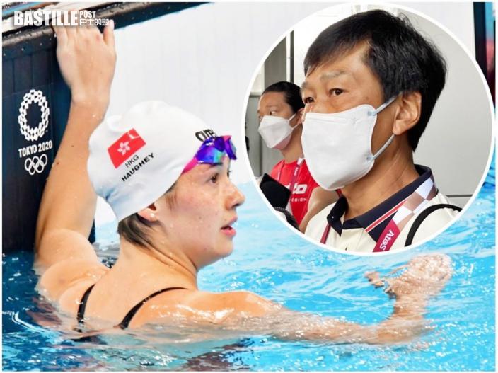 【東京奧運】撐何詩蓓因傷退賽 楊德強冀各界放下球衣風波