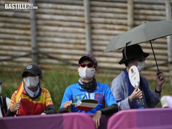 【東京奧運】高溫達34度 5天20工作人員中暑