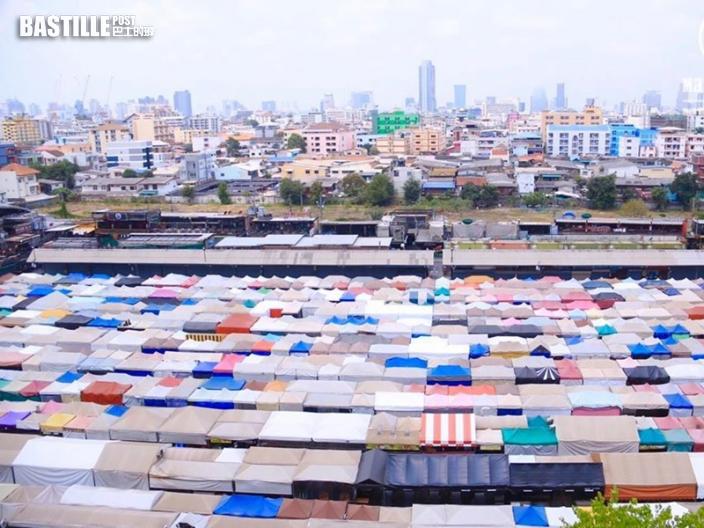 泰國疫情失控連續兩周單日破萬宗 傳火車夜市不敵疫情倒閉