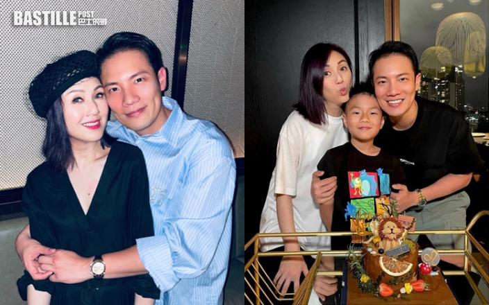 42歲生日上海開P慶祝 丁子高攬千嬅放閃:和最愛一起醉愛
