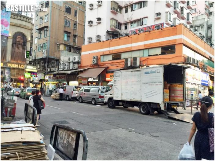 南亞漢元朗街頭揮舞萬用刀 嚇煞途人