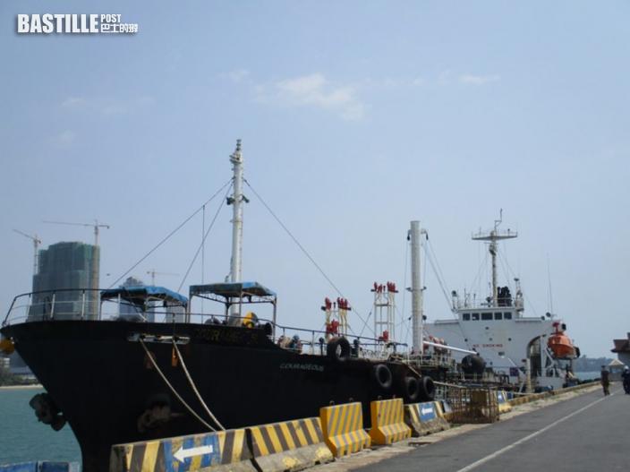 美扣押新加坡油輪 涉非法對朝交易