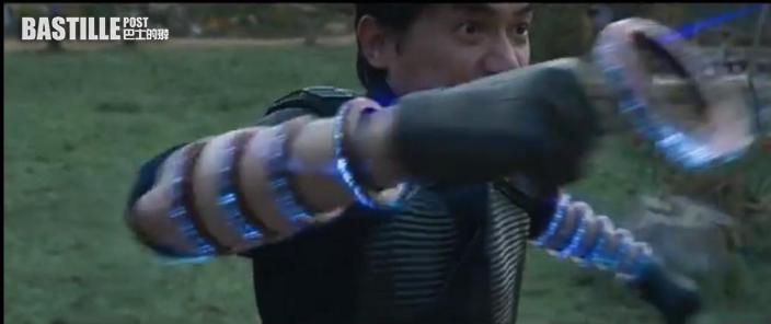 漫威《尚氣》反派11年前埋伏線 梁朝偉「十環武器」與《鐵甲奇俠》有關