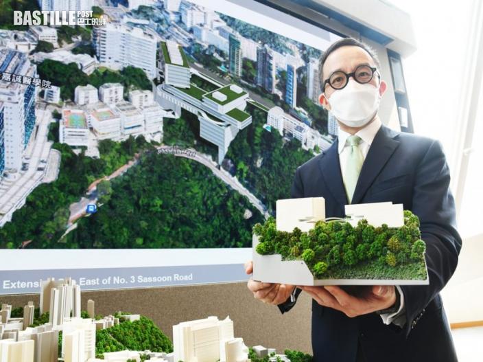 港大向城規會申請 薄扶林綠化地帶建新教學大樓