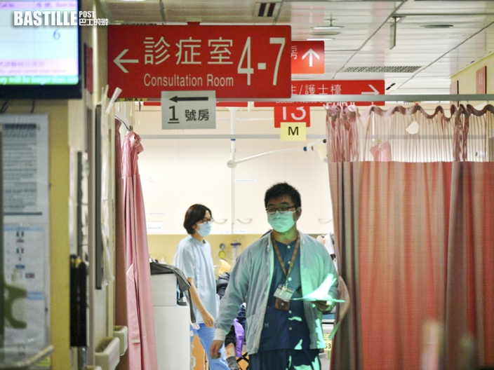 醫管局:再多1名確診病人康復 2人情況嚴重