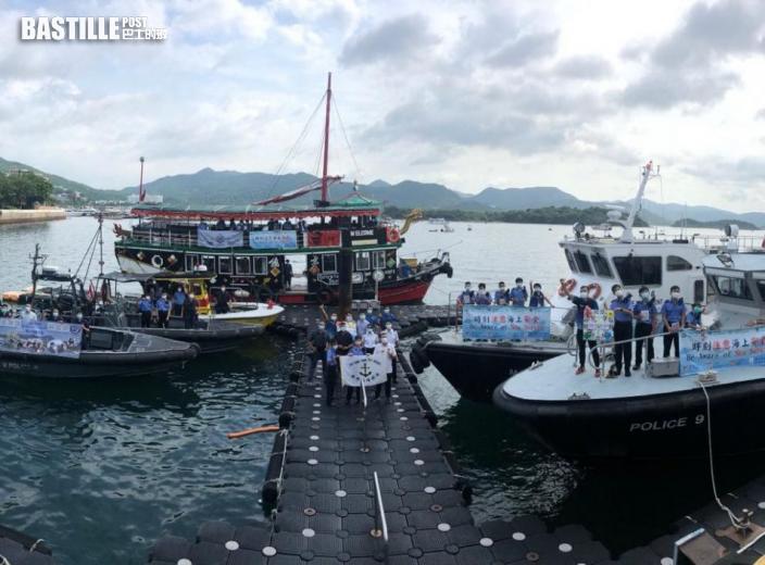 跨部門辦海上安全日 向公眾宣揚重要性