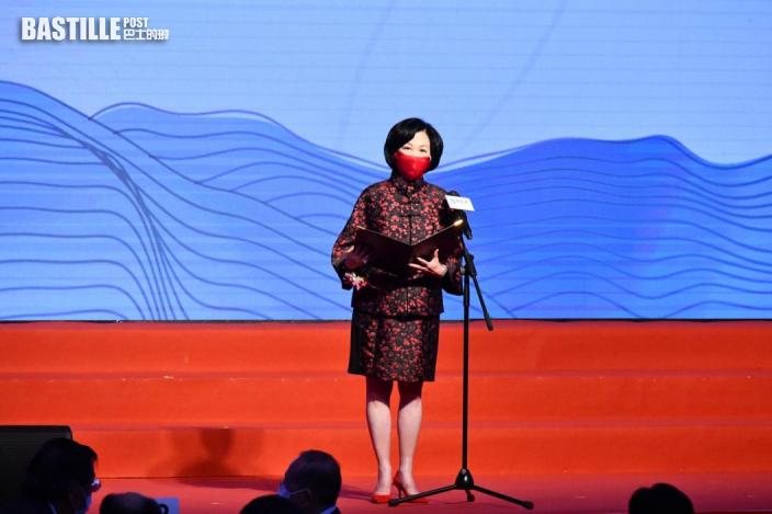 新民黨十周年黨慶眾星拱照 葉劉淑儀:中央改革立會重拾正軌