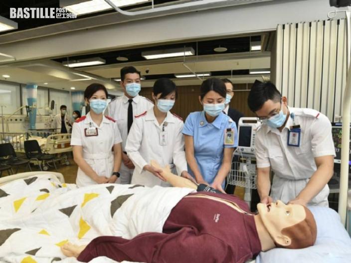 疫情下護理課程報名人數倍增 仁愛堂招聘展提供200空缺