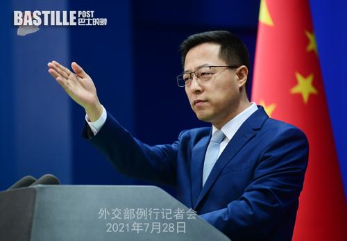 7月28日外交部例行記者會(全文)