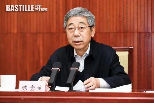 懷進鵬已任教育部黨組書記