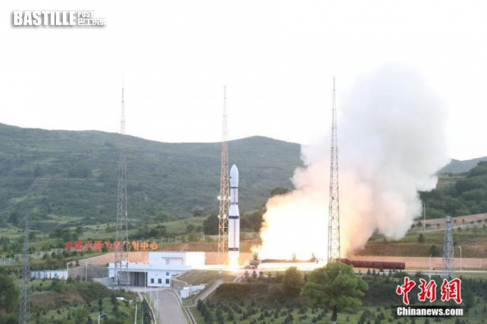 此次任務是長征系列運載火箭的第382次飛行。