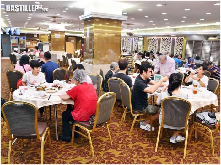 【消費券】首期2000元到手 有市民飲茶慶祝多點幾籠點心