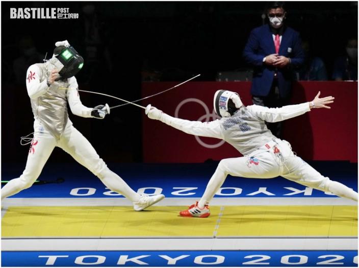 【東京奧運】港隊戰況一覽 乒乓球女團晉8強男團出局 花劍勝埃及保第7名
