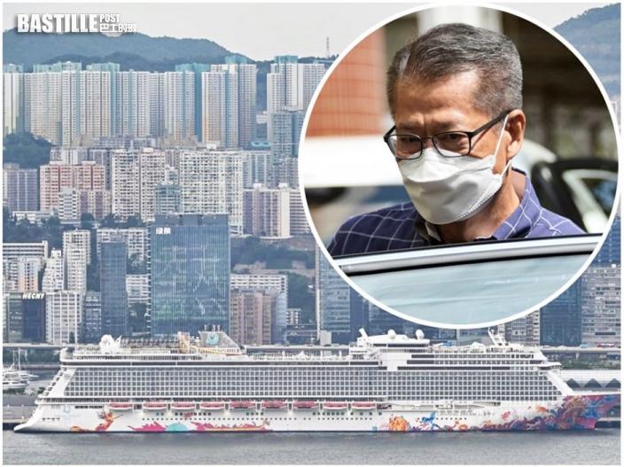 陳茂波料本港經濟增長逾5.5% 預期中美角力持續