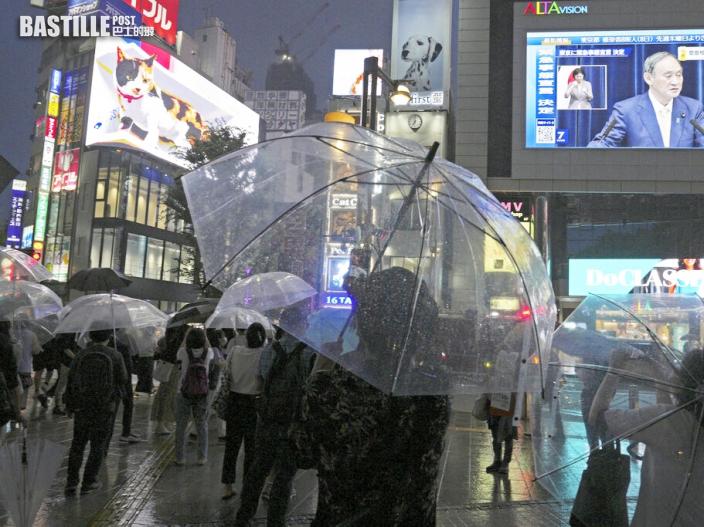 日本疫情升溫 東京新景點3D貓及聖火台仍人流湧湧