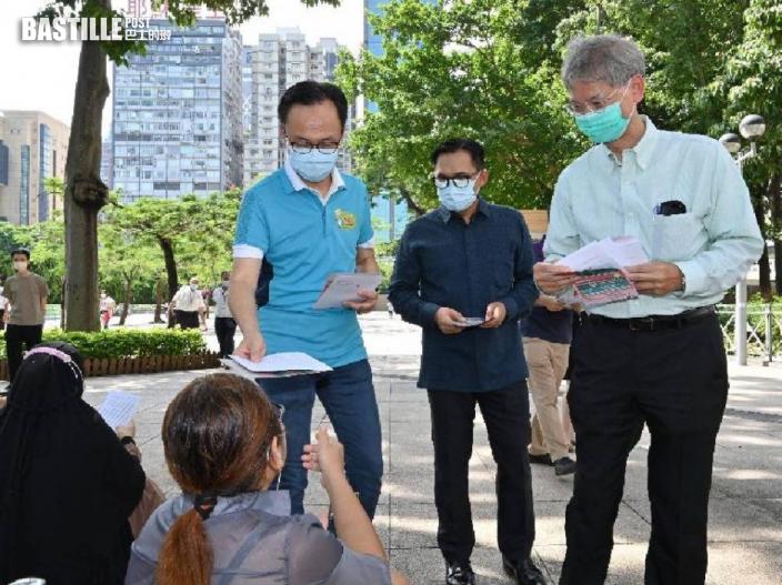266名印傭酒店接種科興 近58%外傭已打首針