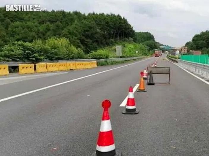 張家界今起實施交通管制 廣東暫停組團赴湖南